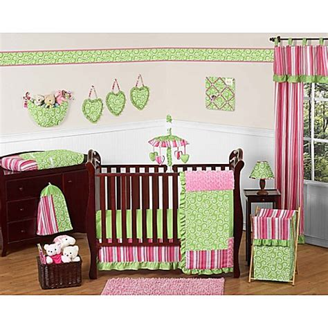 1744 sweet jojo crib bedding sweet jojo designs crib bedding collection www