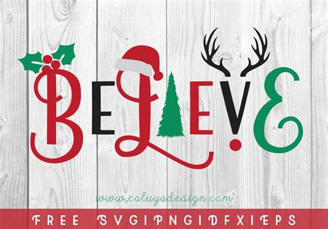 Download your free svg cut file and create your personal diy project with these beautiful quotes or designs. FREE 12 Christmas SVG, PNG, DXF & EPS Bundle