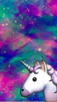 Galaxy Unicorn Emoji