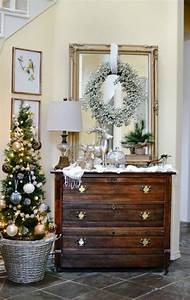Great, Christmas, Entryway, Ideas, And, Decor, Tips, To, Make, It
