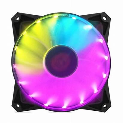Rgb Fan Led 120mm Fans Pc Cooling