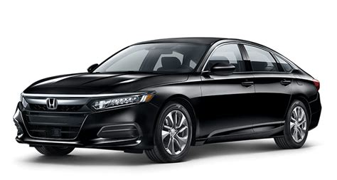 2019 Honda Accord Model Info