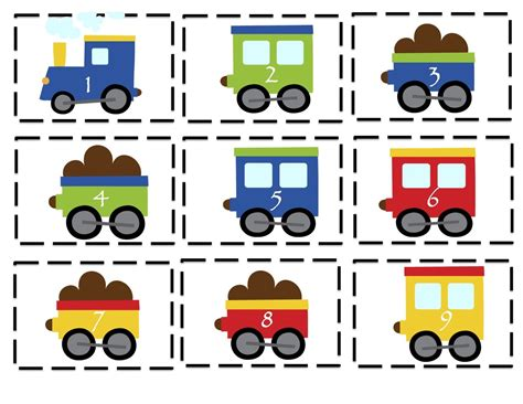 template for preschoolers trains planes and 737 | f2a80b57e667fdec71356abb2bedc4df