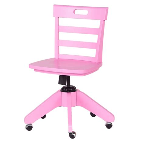 ikea pink desk chair