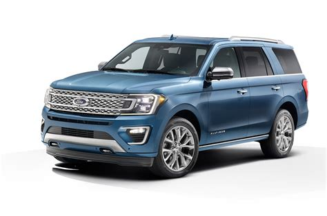 2018 Ford Expedition First Look Review
