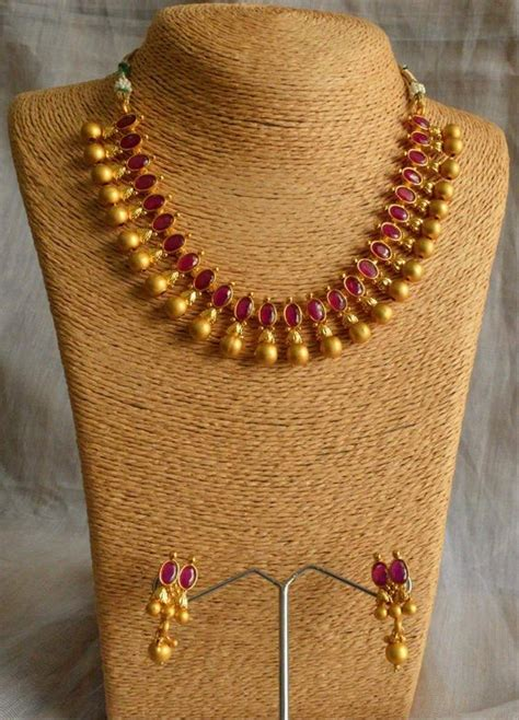traditional indian jewellery simple craft ideas