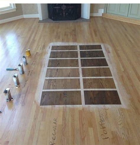 Restaining Hardwood Floors Darker Without Sanding by Best 25 Hardwood Floor Refinishing Ideas On