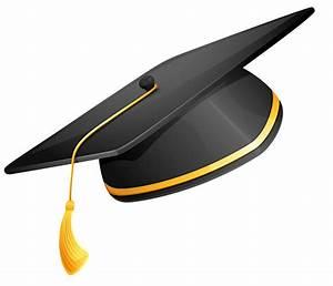 Graduation hat flying graduation caps clip art graduation ...