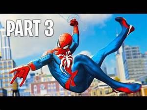 Spider Man PS4 Walkthrough Part 3 (Marvel's Spider-Man PS4 ...
