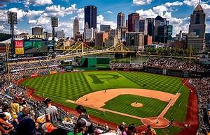Pittsburgh Pirates Seating Chart Pirates Seat Chart View