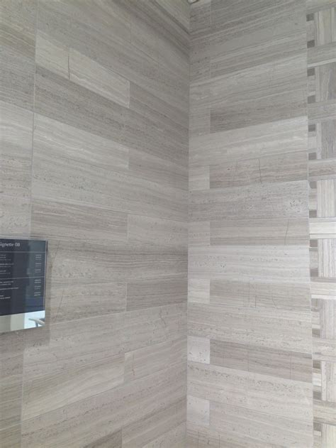 whitegray marble walk  showers google search