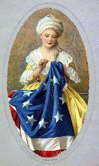 american revolution  kids women