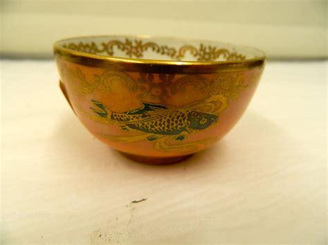 antiques atlas crown devon fieldings lustrine bowl circa