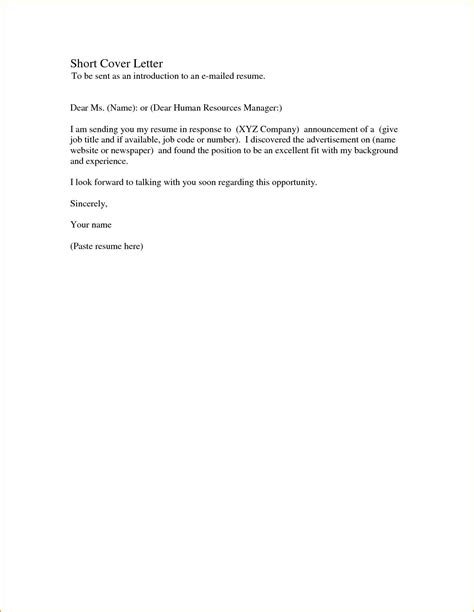 Covering Letter For by 25 Simple Cover Letter For Application Simple Cover