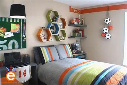 Sports Bedrooms Themed Interesting Bedroom Boys Wall
