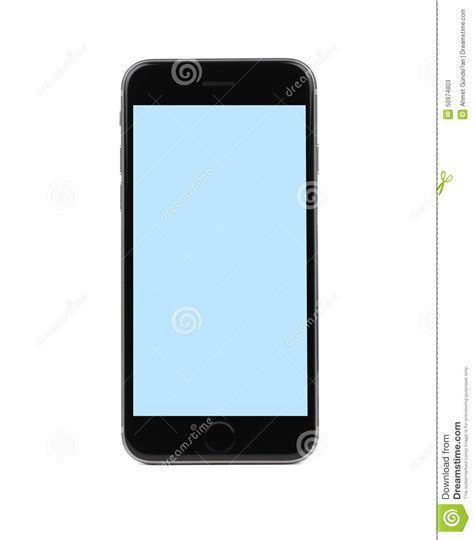 iphone stock iphone 6 editorial stock photo image 50974803
