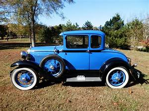 1931 Ford Model A Ford Coupe Rumble Seat Restored Custom