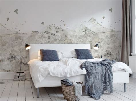 papier peint tendance chambre les 25 meilleures idées de la catégorie papier peint