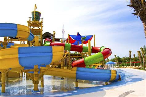 water cancun resort waterpark park ritmo resorts mexico adventure sea parks inclusive hotels hotel slides slide vacation 2696
