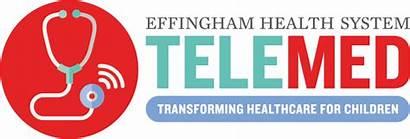 Telemedicine Effingham Health Children Healthcare Telemed Transforming