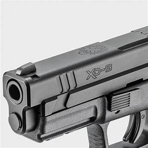 Defend Your Legacy Series Xd U00ae 4 U0026quot  Service Model 9mm Handgun