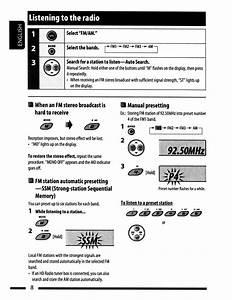 Pdf Manual For Jvc Car Receiver Kd