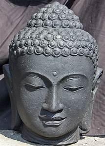 Statue De Bouddha : bouddha en pierre pour jardin khenghua ~ Teatrodelosmanantiales.com Idées de Décoration