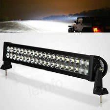avec light bar avec 50 quot 300w led curved light bar automotive