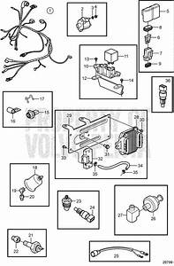 Volvo Penta Wiring Harness Diagram