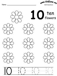 number colouring in sheets for kinder actual link here http www kidzone ws math kindergarten