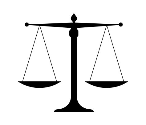 Image Of A Scale Scales Of Justice Free Stock Photo Domain Pictures