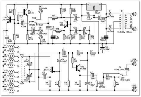 uk vintage radio repair and restoration rf signal generator