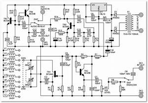 Free Circuit Diagrams  Radio Frequency Generator Schematic