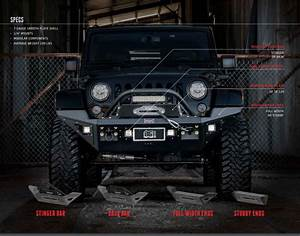 Jeep Wrangler Front Bumper Buyers Guide