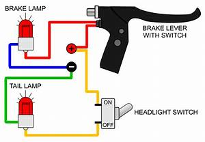 Brake Light   Electricscooterparts Com Support