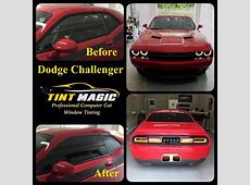 dodge challenger Tint Magic Window Tint