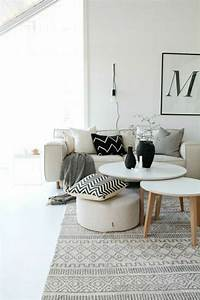 Tapis Salon Scandinave : 25 best ideas about salon design on pinterest salons decor salon ideas and hair salons ~ Teatrodelosmanantiales.com Idées de Décoration