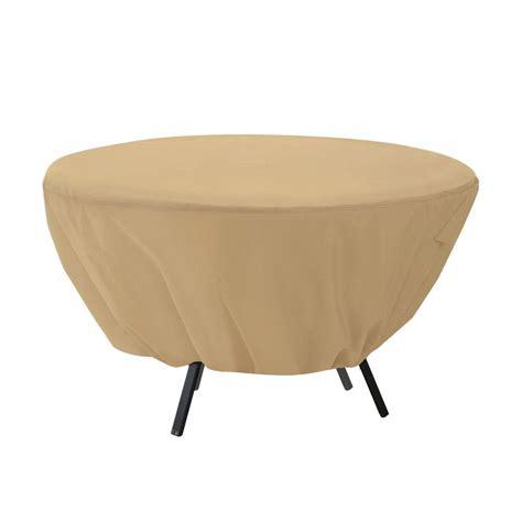 classic accessories terrazzo patio table cover 58202