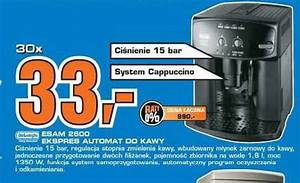 Automat Do Kawy : archiwum delonghi esam 2600 ekspres automat do kawy saturn 21 01 2010 26 01 2010 ~ Markanthonyermac.com Haus und Dekorationen