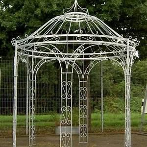 Gartenpavillon Aus Metall : eisen pavillon sonstige preisvergleiche ~ Michelbontemps.com Haus und Dekorationen