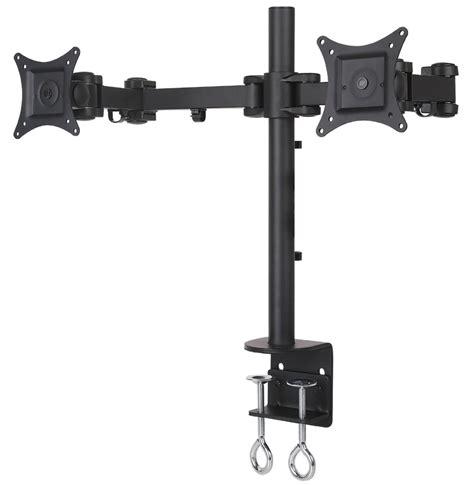 dual monitor adjustable standing desk digi parts dual monitors desk mount stand fully