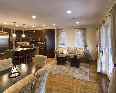 Kitchen And Living Room Combo  This For All
