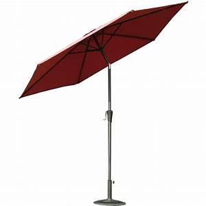 Parasol Grande Taille : parasols outsunny achat vente de parasols outsunny comparez les prix sur ~ Melissatoandfro.com Idées de Décoration