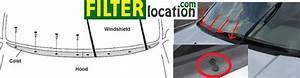 Mazda Tribute Cabin Air Filter Location