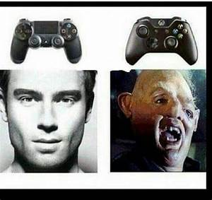 Ps4 Vs XBOX Meme By Fk148 Memedroid