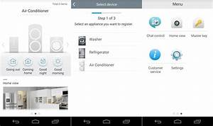 Samsung Smart Home : samsung launches smart home android app and two compatible appliances ars technica ~ Buech-reservation.com Haus und Dekorationen