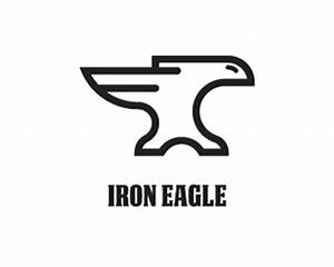 iron eagle Designed by graphitepoint | BrandCrowd