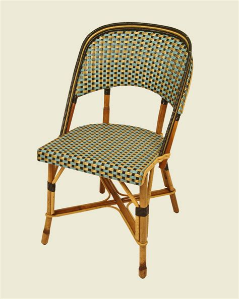 chaise drucker wide seine chair sorbonne petrol blue gold black