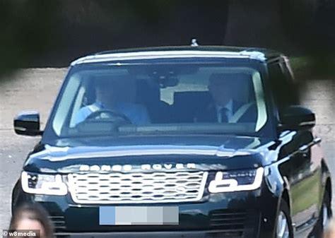 Prince Andrew seen after Princess Beatrice wedding photos ...