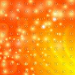 Abstract light orange background Royalty Free Vector Clip ...